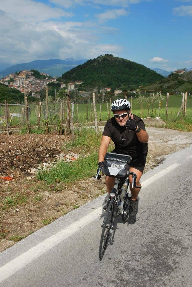 Photo Polis 700km Di Sorrisi In Bici Per I Disabili