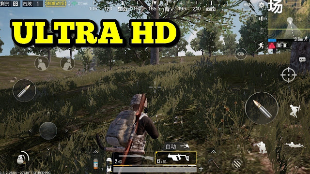 Hdr Pubg Mobile Pc: Pubg Mobile Vs Free Fire, Battleground Mana Yang Nomor