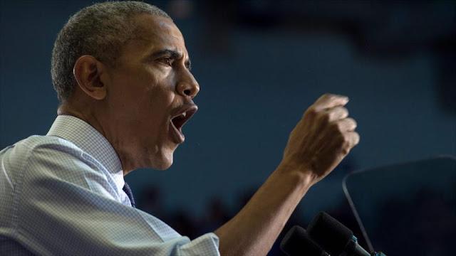 """Obama extiende """"emergencia nacional"""" sobre Irán"""