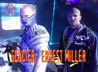 WCW Bash at the Beach 1997 - Glacier & Ernest Miller