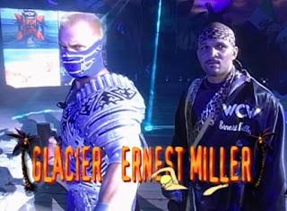WCW Bash at the Beach 1997 - Glacier & Ernest Miller
