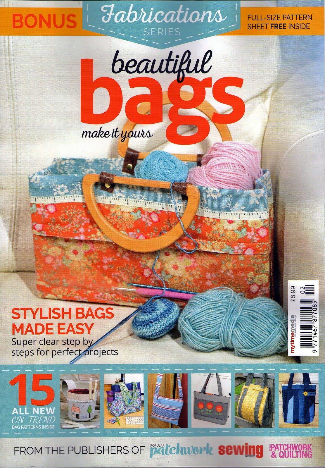 Beautiful Bags Bookazine