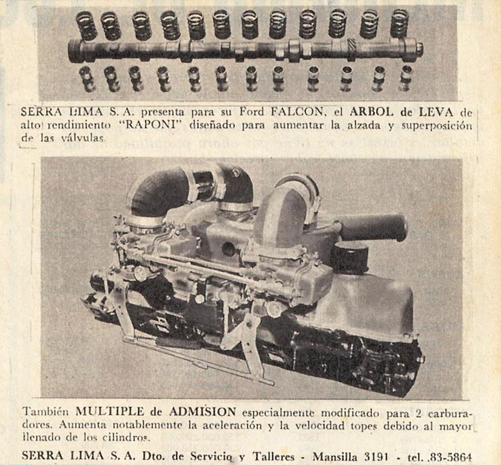 Archivo de autos: Los kits de Serra Lima