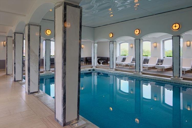 spas london, berkeley spa, Best Spas in London
