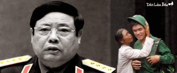 Chân dung những kẻ sẽ tống tuổi trẻ Việt Nam ra chiến trường