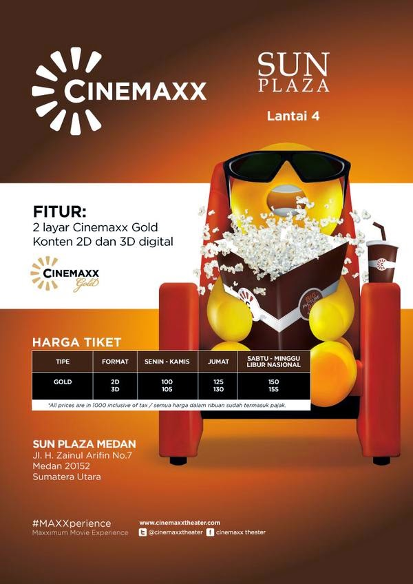 Cinemaxx Gold SUN Plaza