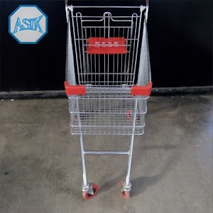 Trolley Supermarket A 60