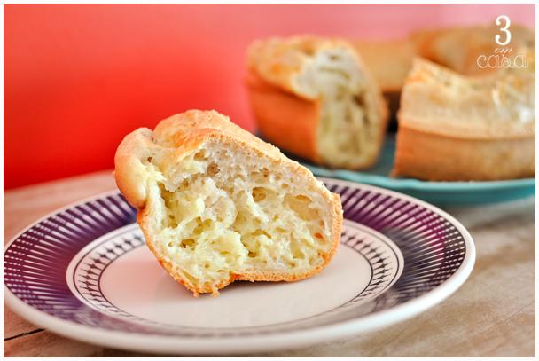como fazer bolo pão queijo