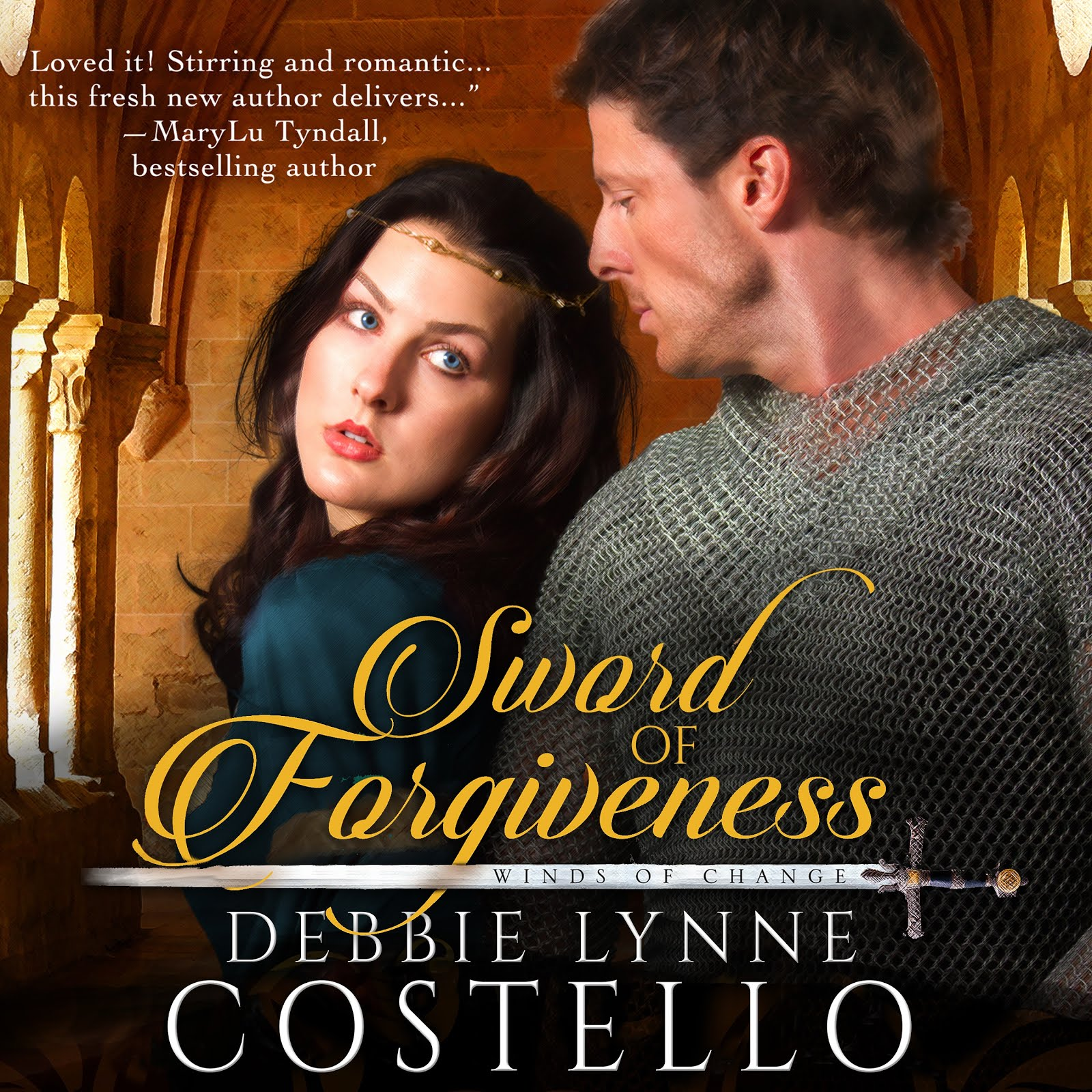 Sword of Forgiveness is now Available in Audio