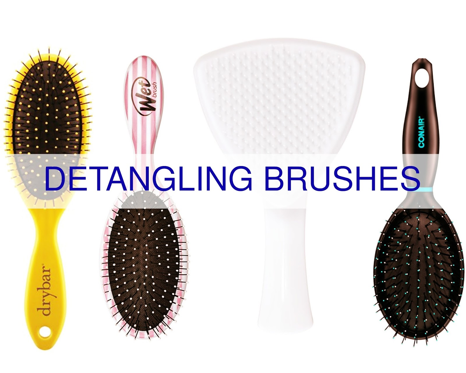 Click here to buy the DRYBAR 'LEMON DROP' DAILY DETANGLER BRUSH, an awesome tool at taming your tangles!