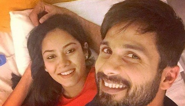 Shahid Kapoor, Mira Rajput blessed with daughter