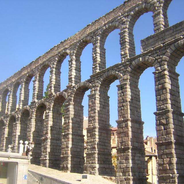 Viajando pela Espanha da Rainha Isabel de Castela - Segóvia