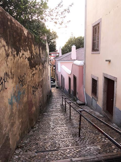 Calles vacías en la Vila
