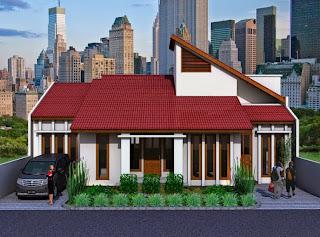Desain Depan Rumah Minimalis