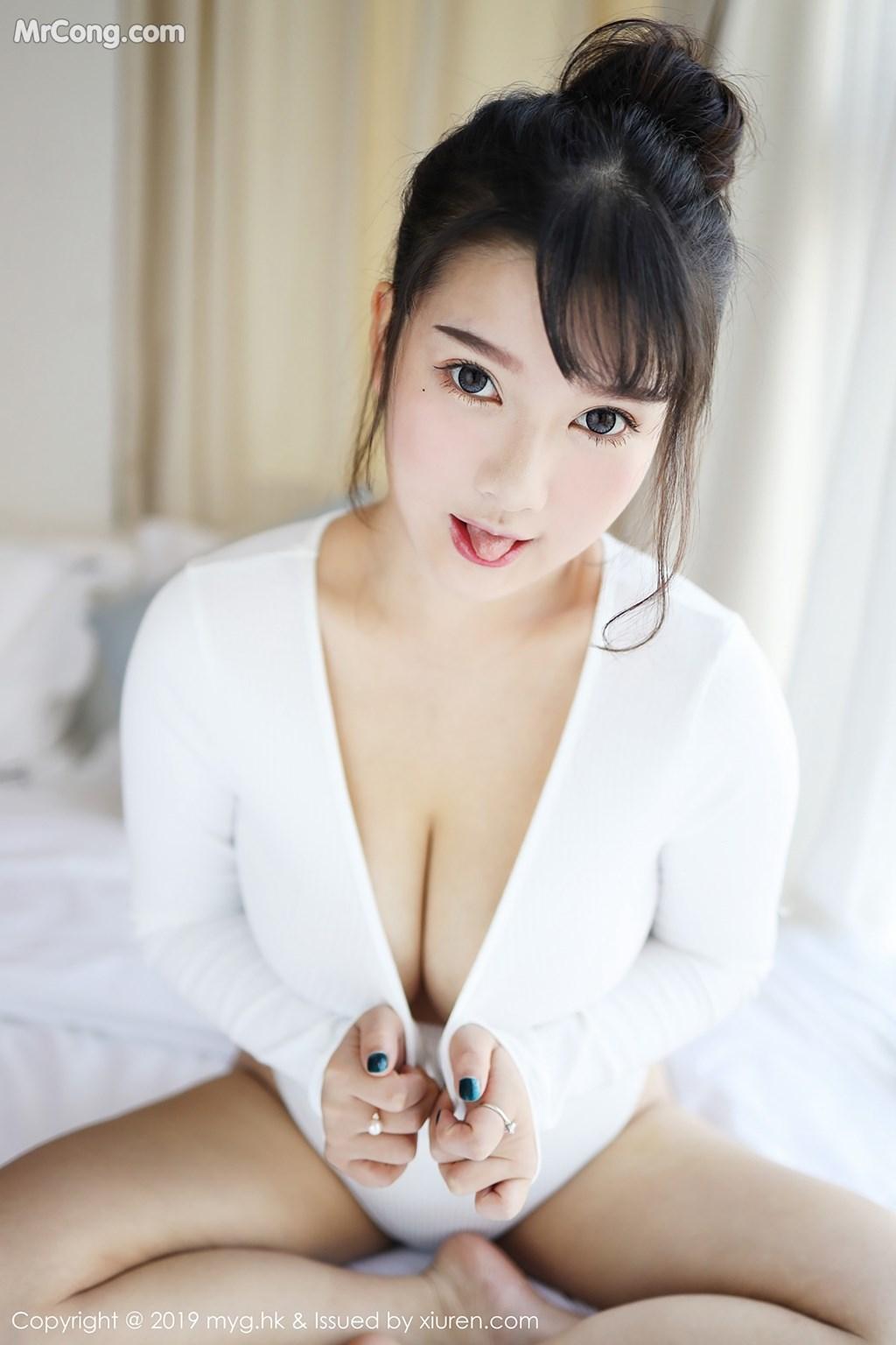 Image MyGirl-Vol.342-Xiao-You-Nai-MrCong.com-011 in post MyGirl Vol.342: Người mẫu Xiao You Nai (小尤奈) (41 ảnh)