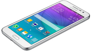Samsung Galaxy Grand Max have Ultra Slim and Premium Design