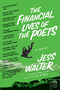 men's book club group discussion review The Financial Lives of the Poets Jess Walter
