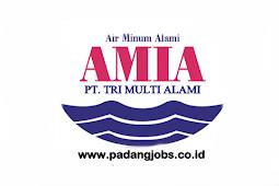 Lowongan Kerja Padang: PT. Tri Multi Alami November 2018