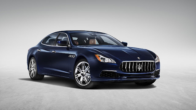 New Maserati Quattroporte GTS GranSport