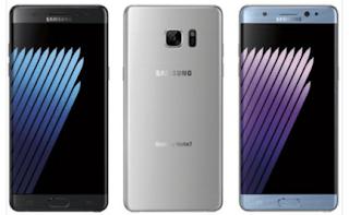 Spesifikasi Samsung Galaxy Note 7 Terbaru