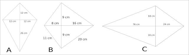 Soal Matematika Kelas 5 SD Bab 4 Trapesium dan Layang-Layang dan Kunci Jawaban