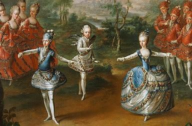 Marie Antoinette Et Autres Marie Antoinette Childhood