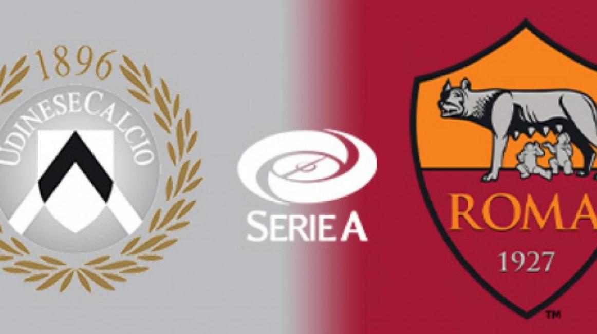 Dove Vedere UDINESE ROMA Streaming, primo anticipo 13a Serie A