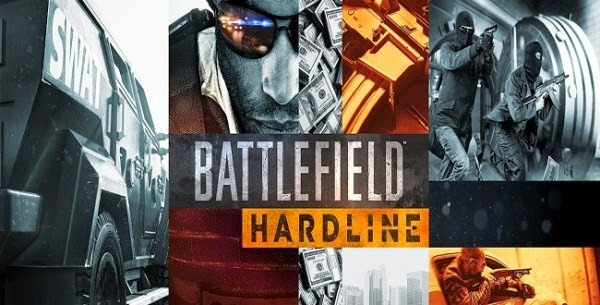 Battlefield Hardline For PC Games 2015 Cover Logo by http://jembersantri.blogspot.com