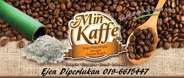 Ejen Min Kaffe untuk menampung permintaan seluruh dunia