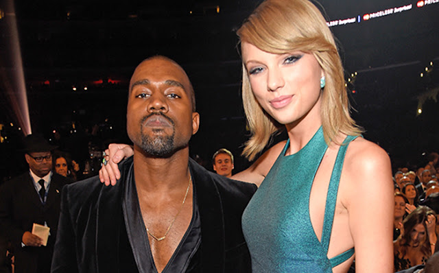 Video Bogel: Taylor Swift Bengang Dengan Kanye West