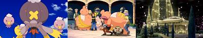 Pokémon - Temporada 10 - Película 10: El Surgimiento De Darkrai