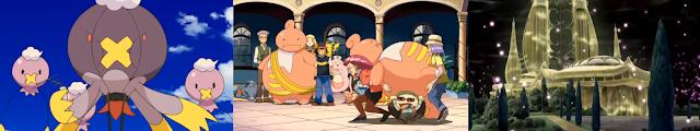 Pokémon Temporada 10 Película: El Surgimiento De Darkrai