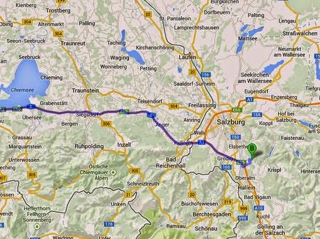 https://maps.google.de/maps?saddr=A8&daddr=Vollererhofstra%C3%9Fe+158,+5412+Puch+bei+Salzburg&hl=de&ie=UTF8&ll=47.830674,12.896576&spn=0.784551,1.783905&sll=48.112933,11.720695&sspn=0.19507,0.445976&geocode=Fev-3QIdADWxAA%3BFQJn2AIdRR3IACnzJUmLj5Z2RzG6SUO2ytvLzQ&mra=dme&mrsp=0&sz=12&t=m&z=10