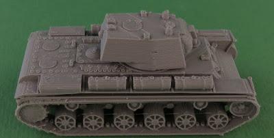 KV-8 Tank picture 1