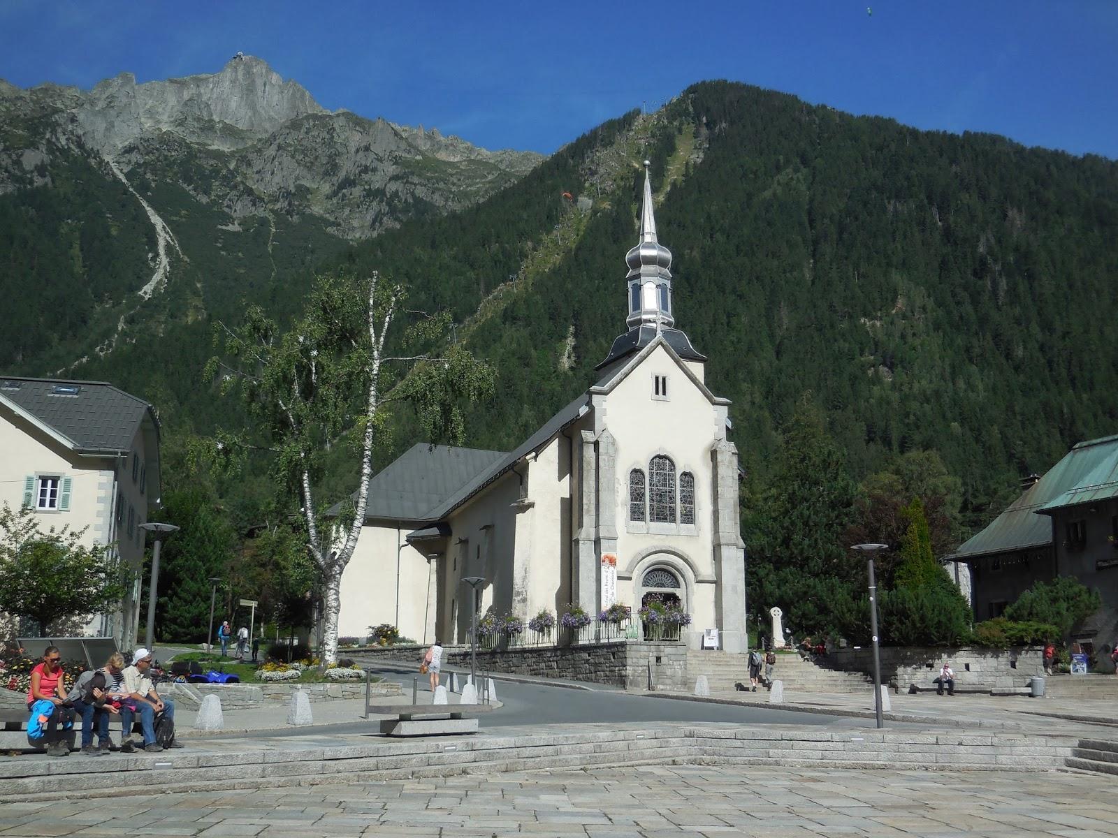 Très bien Dans un monde où règnerait l'harmonie: Eglise Saint Michel à #EI_63