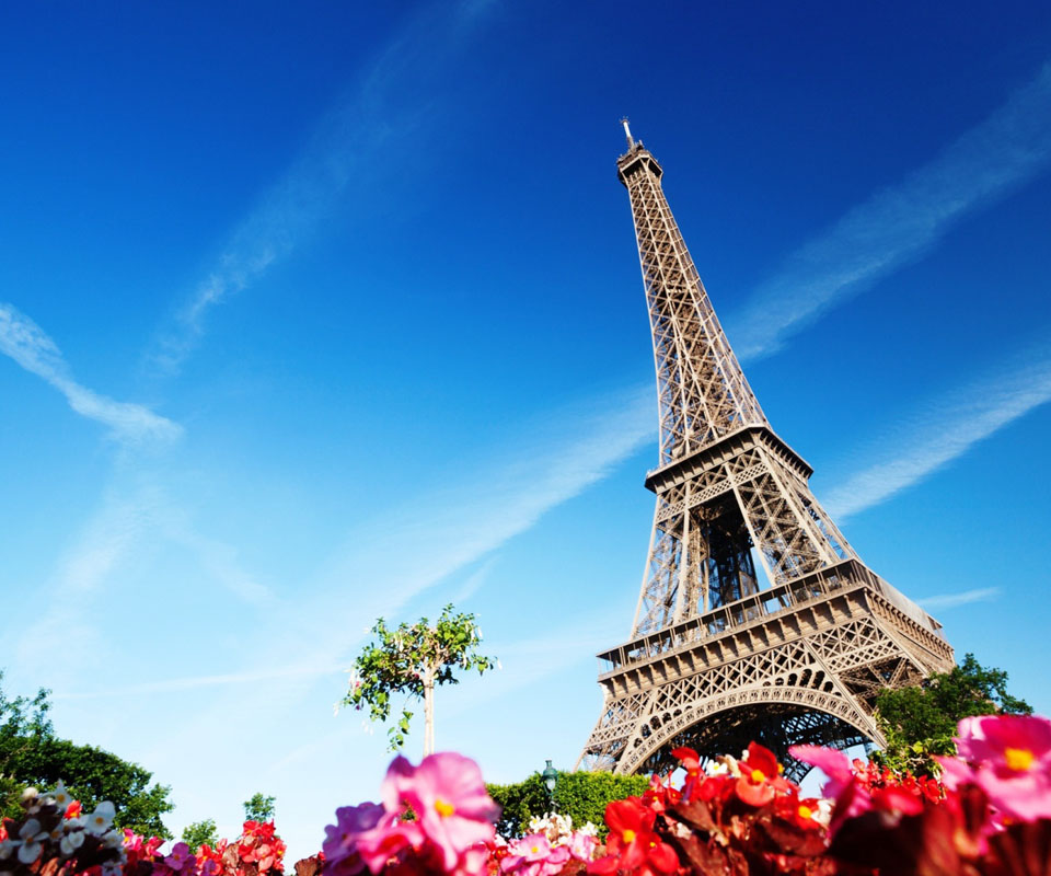 Download popular wallpapers 5 stars eiffel tower eiffel - Paris eiffel tower desktop wallpaper ...