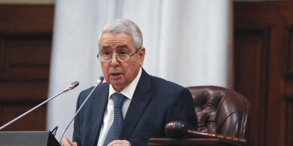 Algérie: Abdelkader Bensalah président par intérim et Boycott de l'opposition- AFP