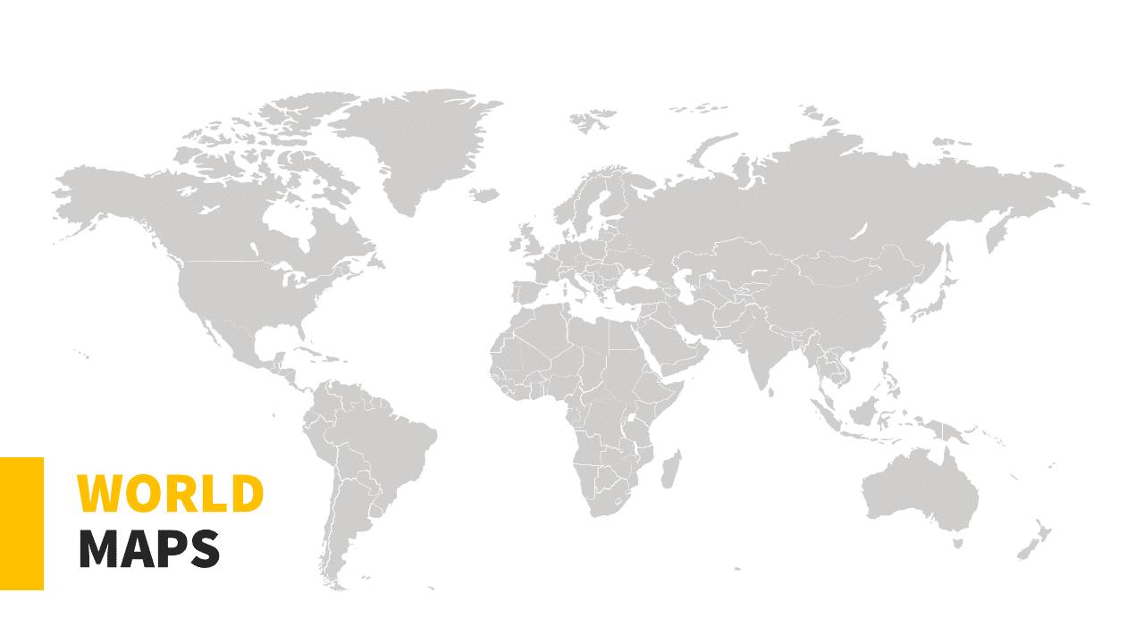 خريطة بوربوينت 2018