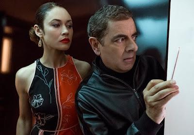 Johnny English Strikes Again Rowan Atkinson Olga Kurylenko Image 1
