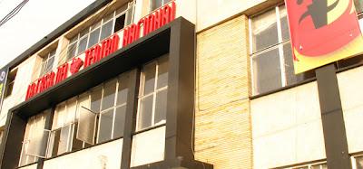 Fachada del Teatro Nacional
