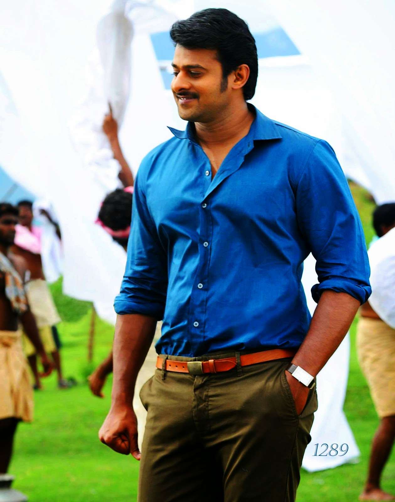 prabhas 2 prabhasfans: prabhas hd photos from mirchi