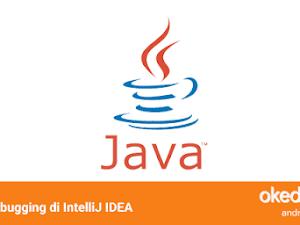 Belajar Cara Debugging Program Java di IntelliJ IDEA