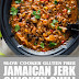Slow Cooker Gluten Free Jamaican Jerk Chicken Chili