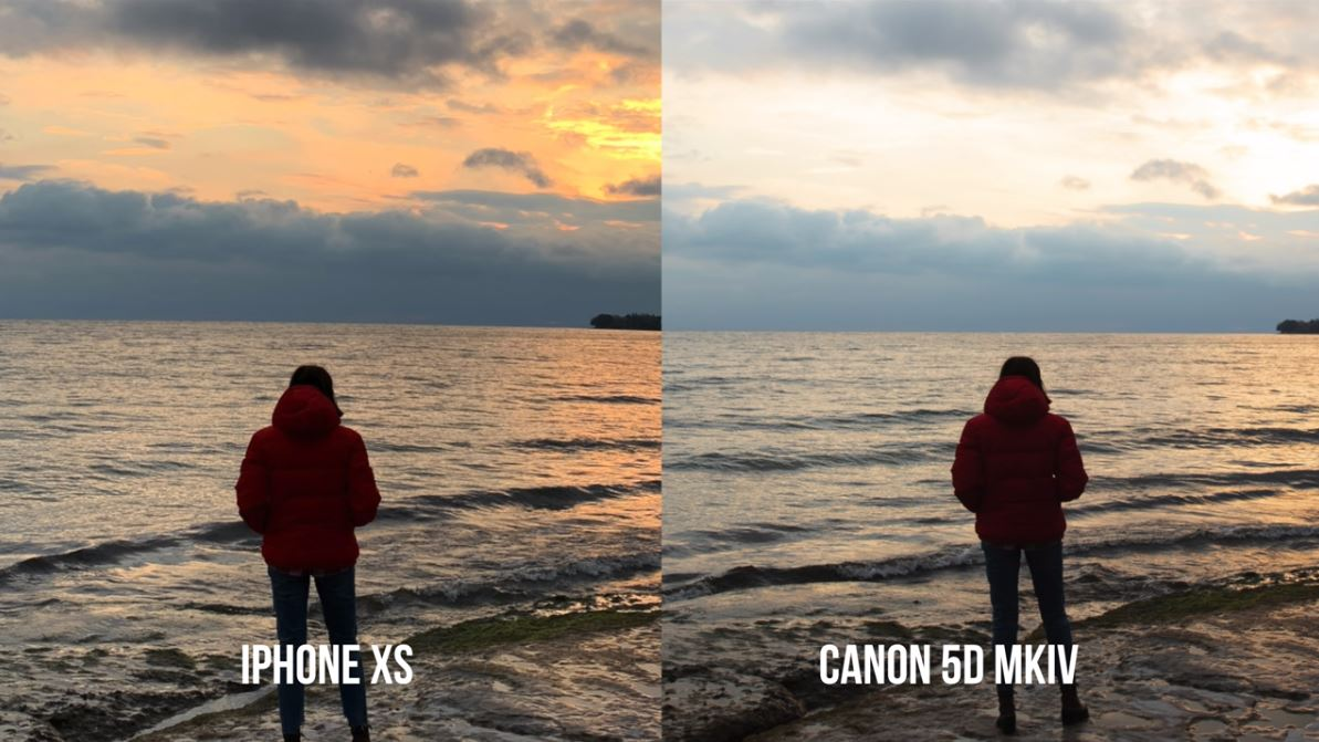 Why is your iPhone XR Taking Better Photos Than a $5,000 Canon?