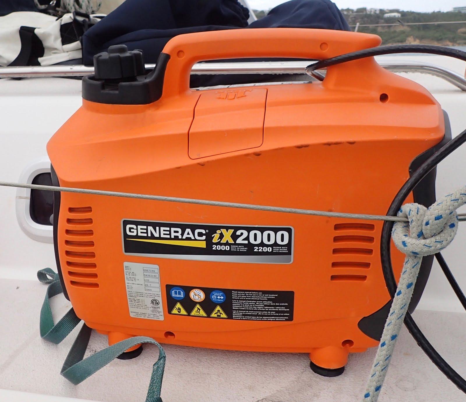 Generac Ix2000 Vs Honda EU2000i Which Portable Unit Is More Reliable