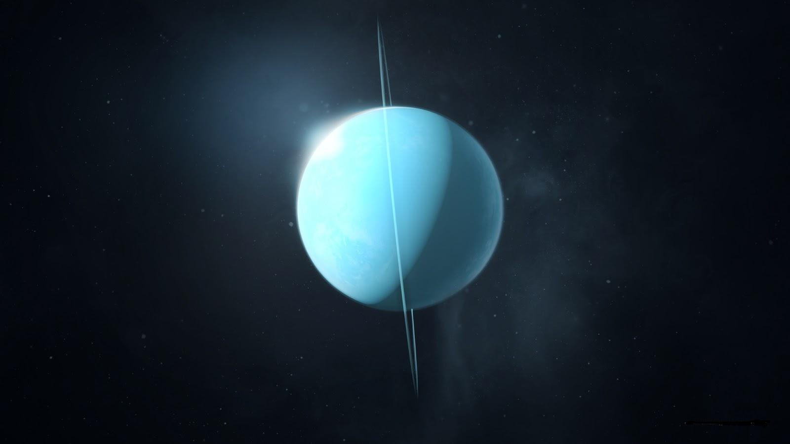 Simple Astronomy and basic Astrophysics Uranus The