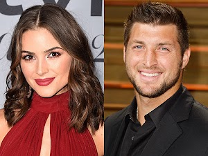 """Miss universe"" Olivia Culpo broke up with Tim Tebow for his virginity"