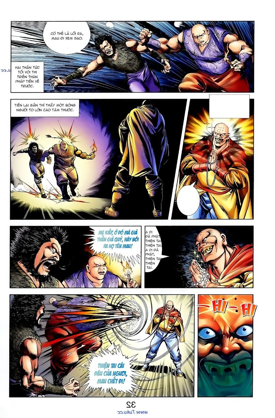 Cơ Phát Khai Chu Bản chapter 96 trang 16