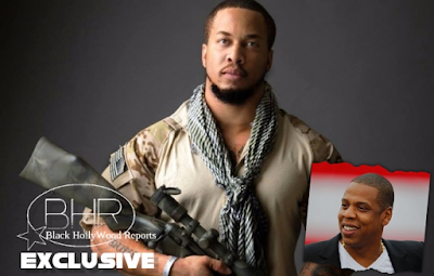 Rapper Jay-Z Is To Produce New Series About The First African American Sniper (Nicholas Irving)