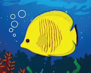 HOW-TO-DRAW-AN-ADDIS BUTTERFLYFISH